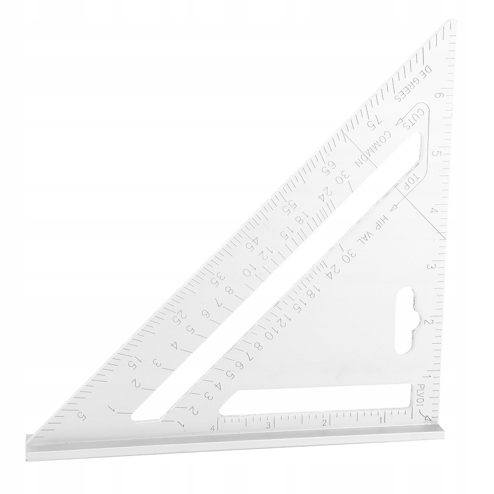 Linijka metal 2cm linijka krokwiowa