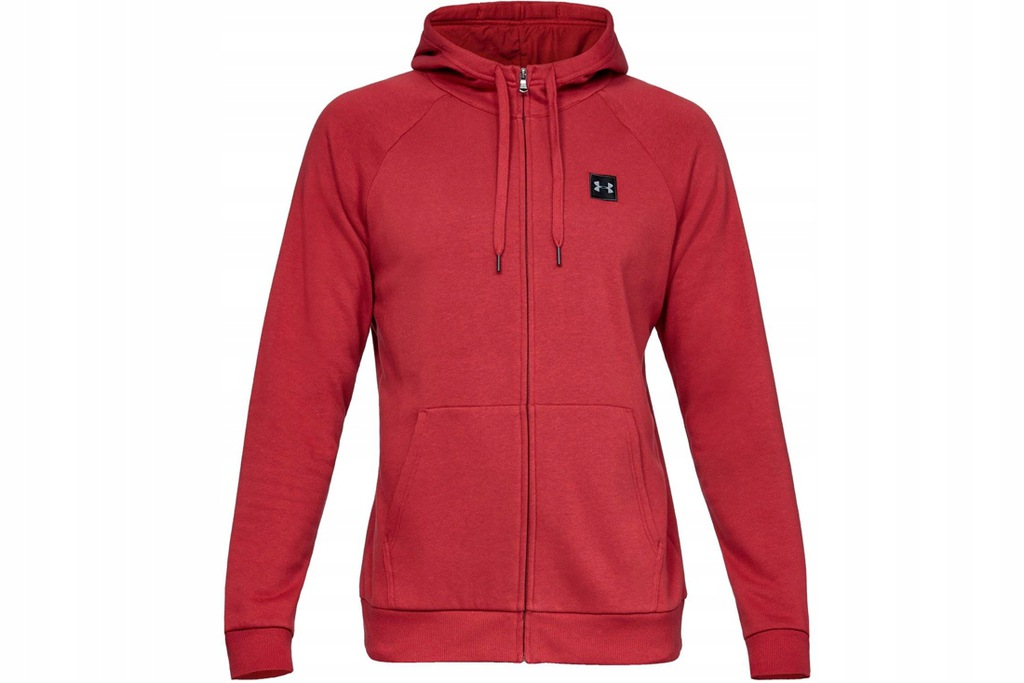 UNDER ARMOUR RIVAL FLEECE FZ HOOD (S) Męska Bluza