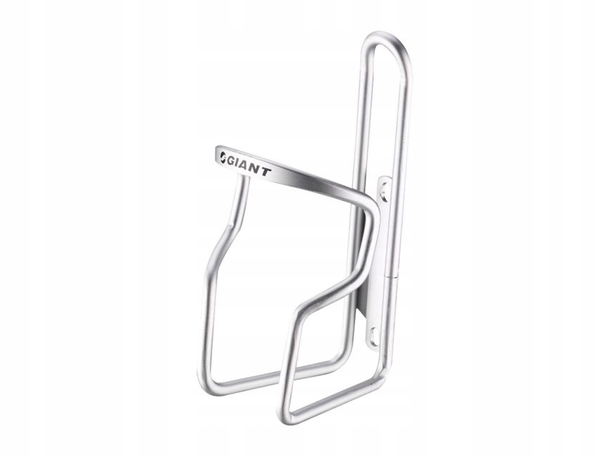 Koszyk bidonu GIANT Gateway 6mm srebrny