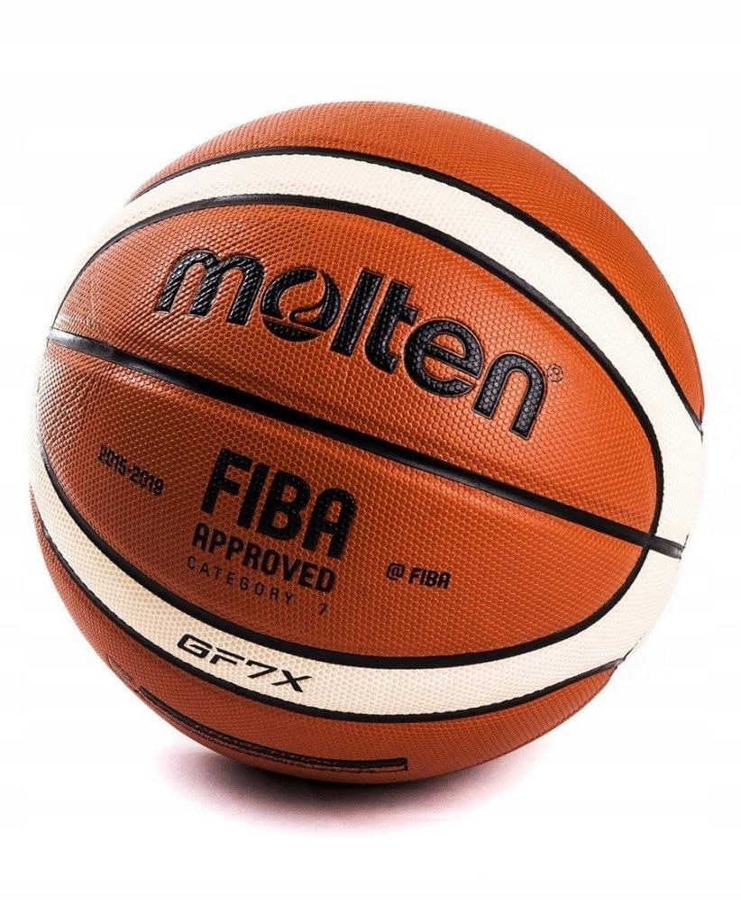 Piłka do koszykówki FIBA Molten GF7X - 7