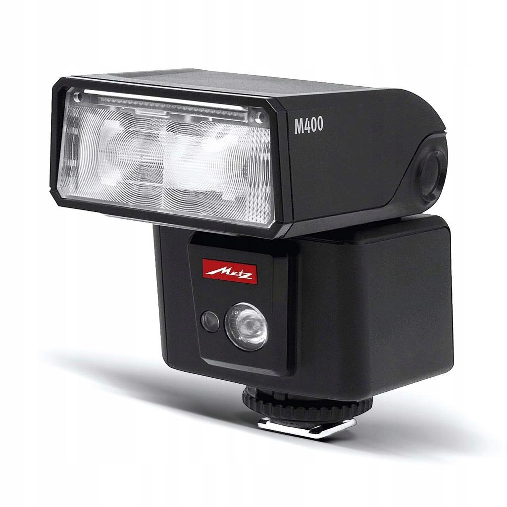 Lampa błyskowa Metz Mecablitz M400