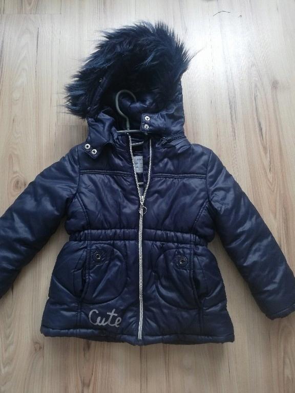 Cocodrillo kurtka płaszczyk zimowy 98 cudo!