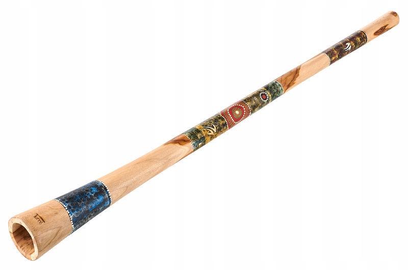 Didgeridoo drewniane 150 cm Terre Teak