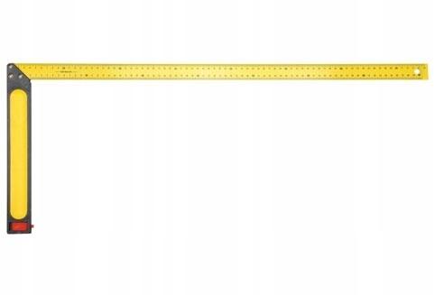 VOREL KĄTOWNIK STOLARSKI 500mm METAL-PLASTIK 18502