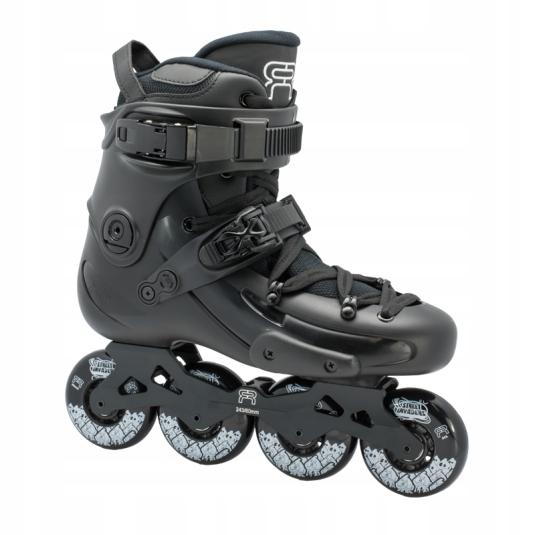 FR Skates FR1 - Black - 80 (2019) 40
