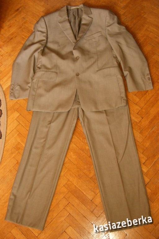 garnitur BYTOM (wełna 120 s) r. XXL ~