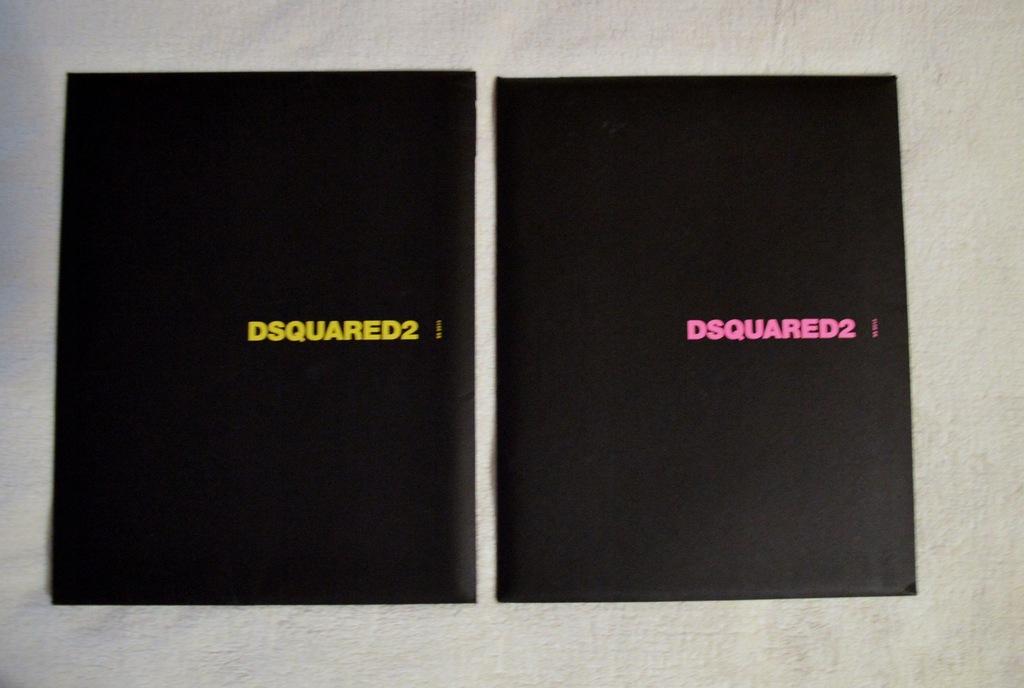 Katalog DSQUARED2 SS 2013