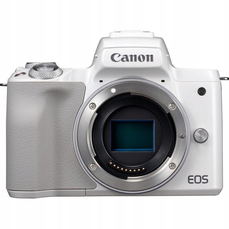 aparat CANON EOS M50 body 4K WHITE BIAŁY