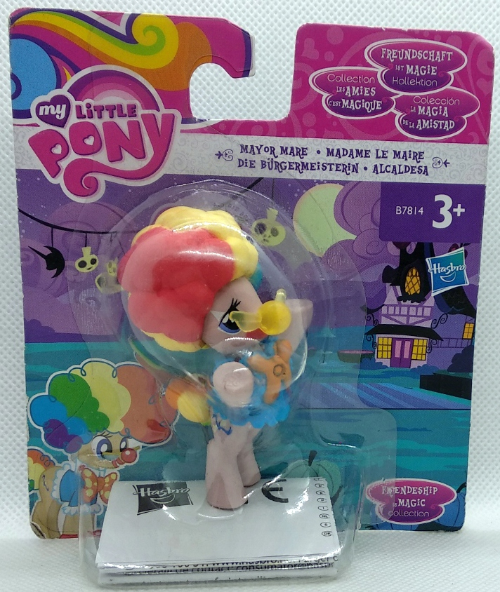 Kucyki Pony - figurka May or Mare / Hasbro