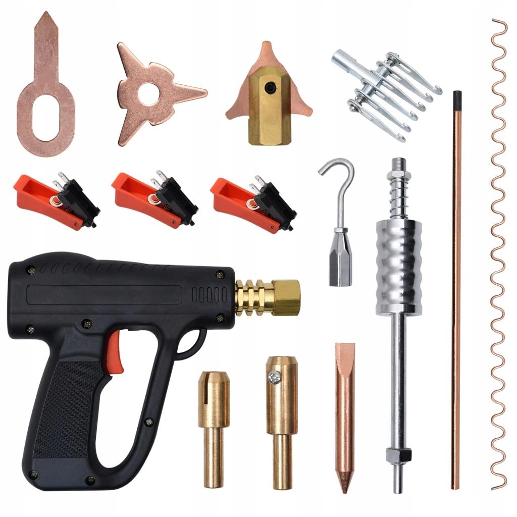 86-elementowy zestaw do usuwania wgnieceń z pistol