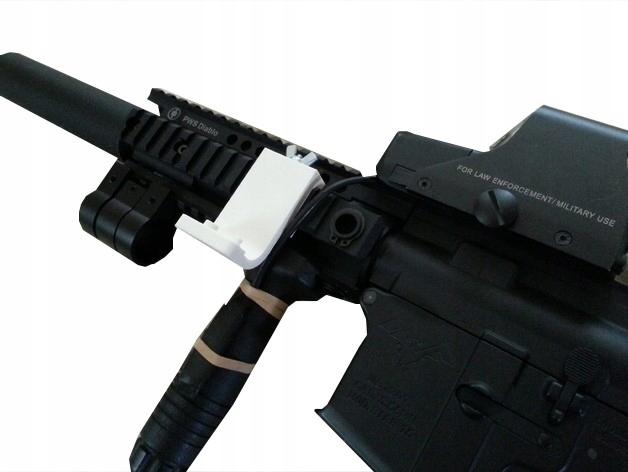 Uchwyt do pistoletu SONY ACTION CAM na szynę ASG