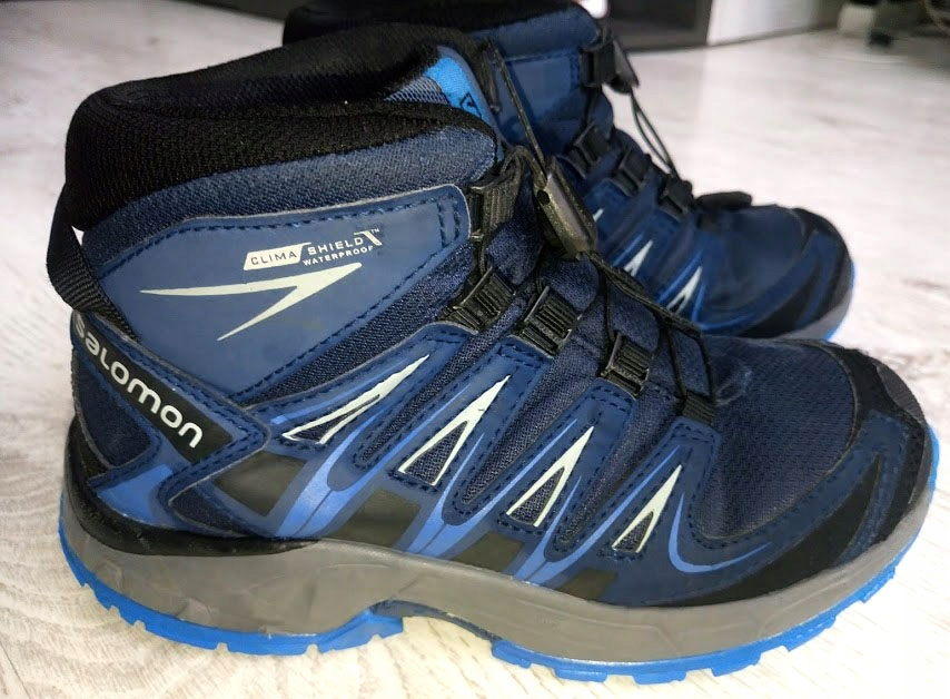 Salomon XA PRO 3D MID CSWP J L39029600 SLA