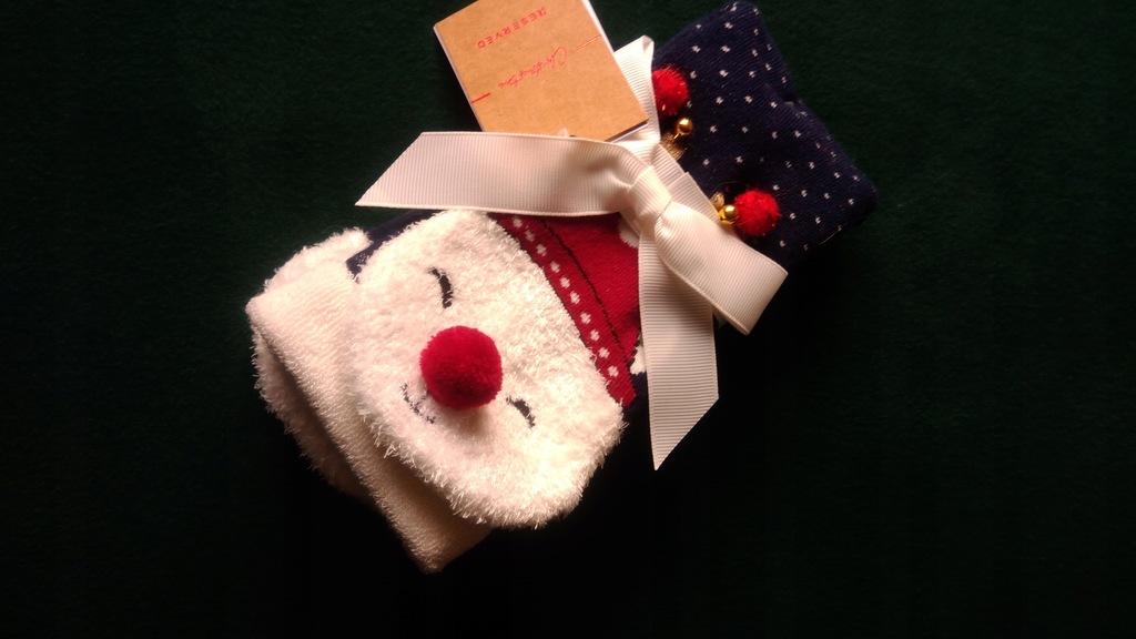 Skarpety świąteczne Reserved