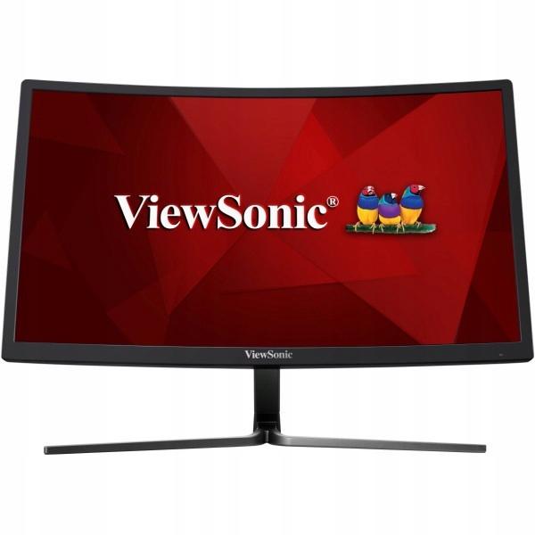 VIEWSONIC Monitor VX2458-C-MHD 24 cale/16:9/1 ms