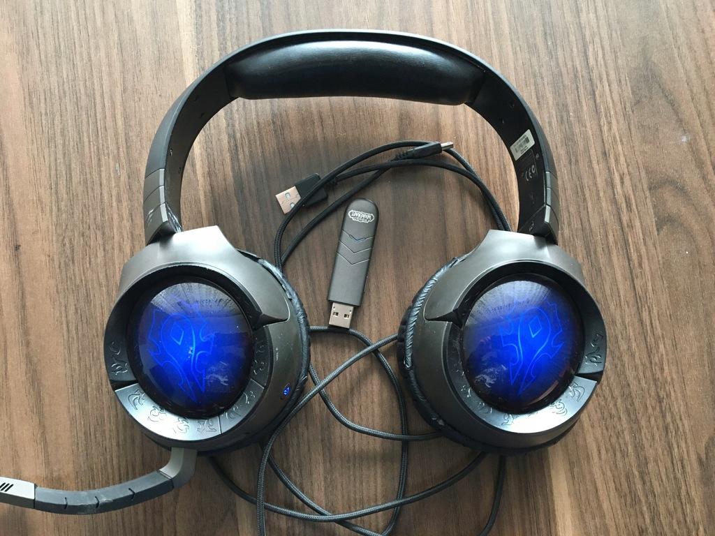 Creative Sound Blaster WOW Wireless Headset