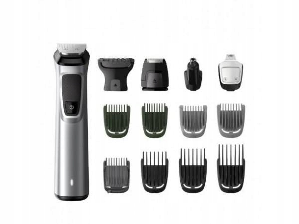Trymer PHILIPS Multigroom MG7720/15 zestaw 14w1