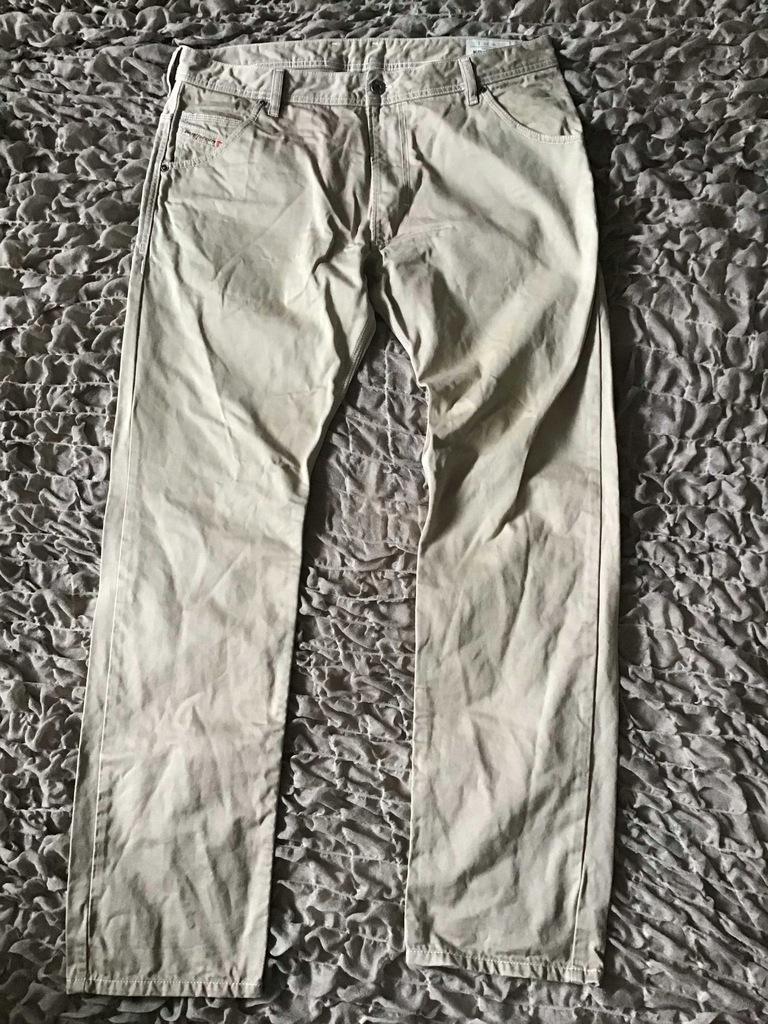 DIESEL KROOLEY spodnie jeans meskie 36/34