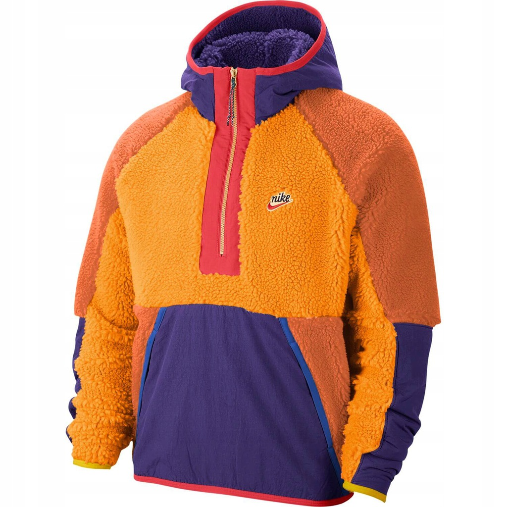 Nike NSW HE HOODIE HZ WINTER BV3766 886 XL