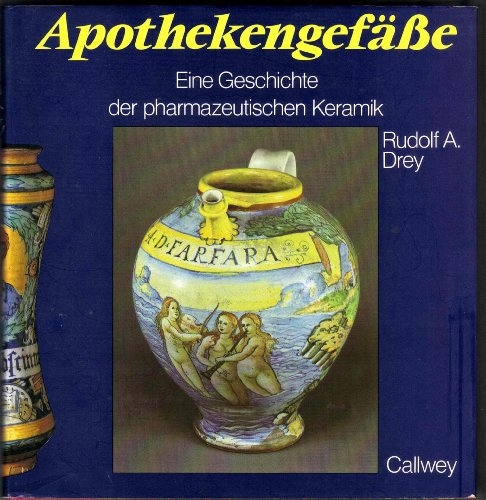 APTEKA Apothekengefäße Ceramika Apteczna