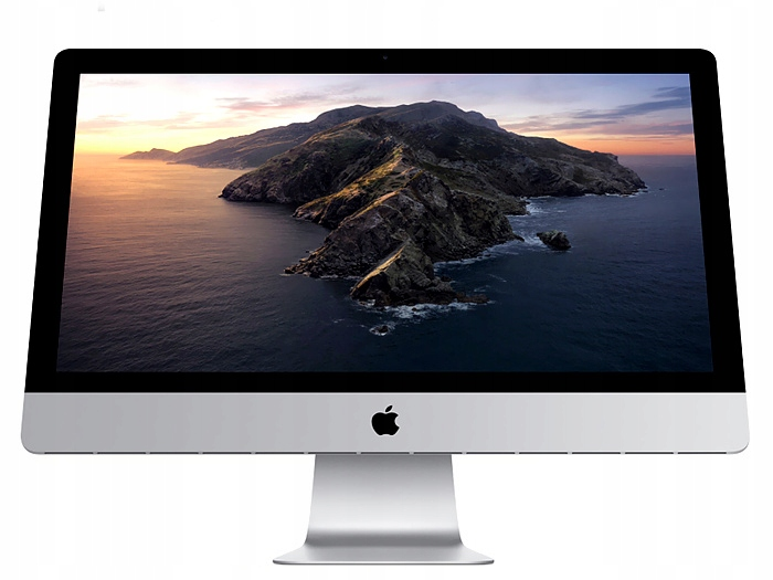 Apple iMac Retina 5K 27 Ram-32GB Rade2GB SSHD-1TB