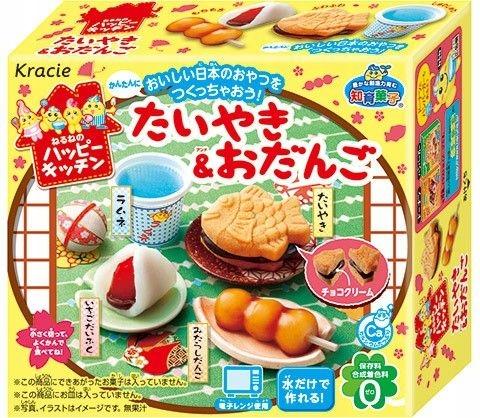 Kracie Popin Cookin Taiyaki Odango Wagashi Z Pl 7826631131 Oficjalne Archiwum Allegro