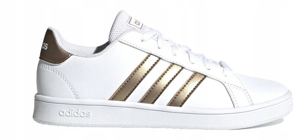Buty damskie Adidas GRAND COURT EF0101 roz. 39 13