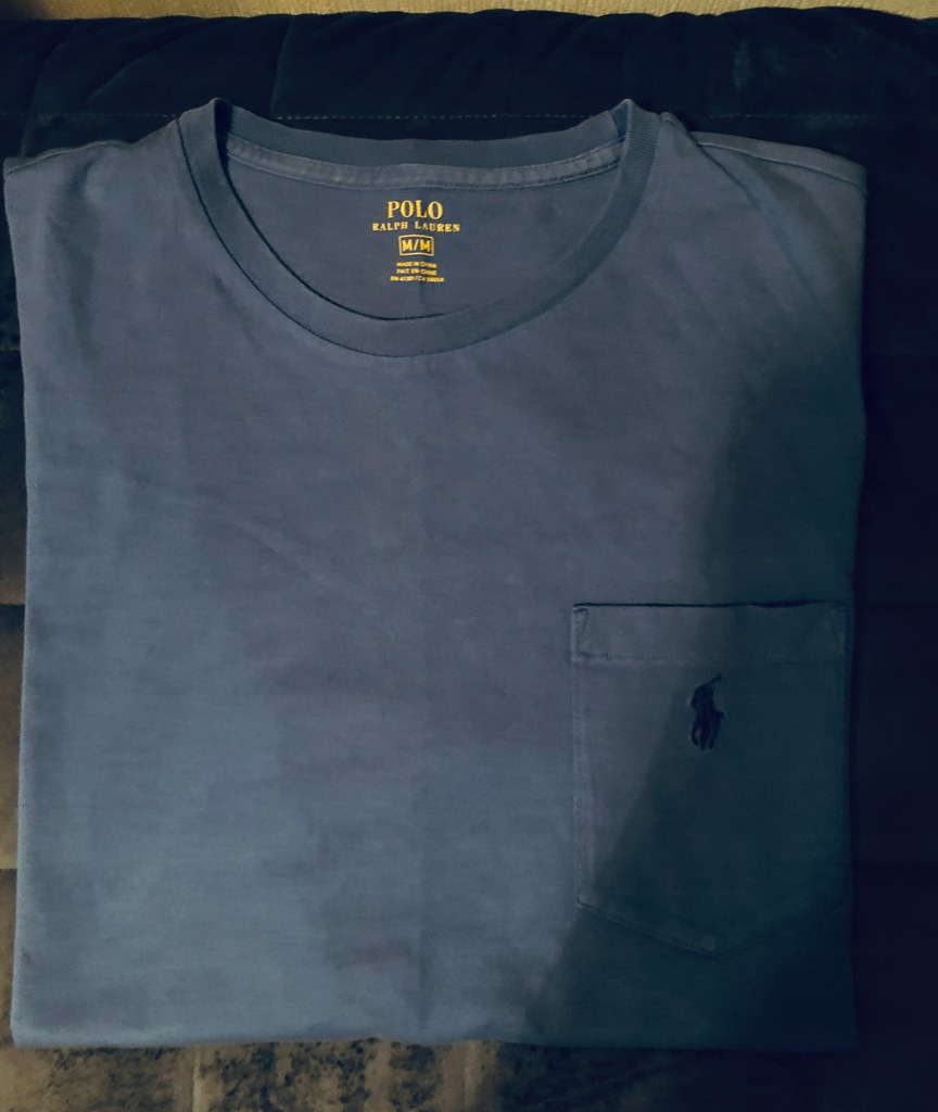 Koszulka męska RALPH LAUREN rozmiar M stan idealny