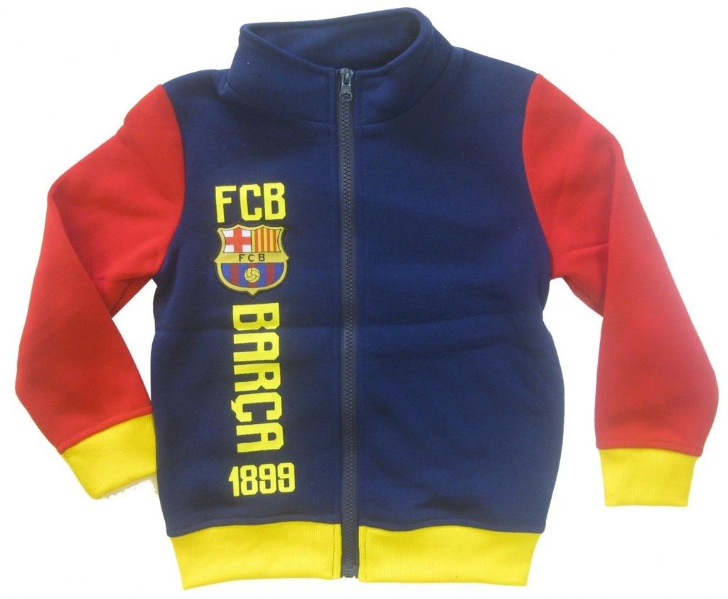 Bluza rozpinana FC Barcelona : Rozmiar: - 152