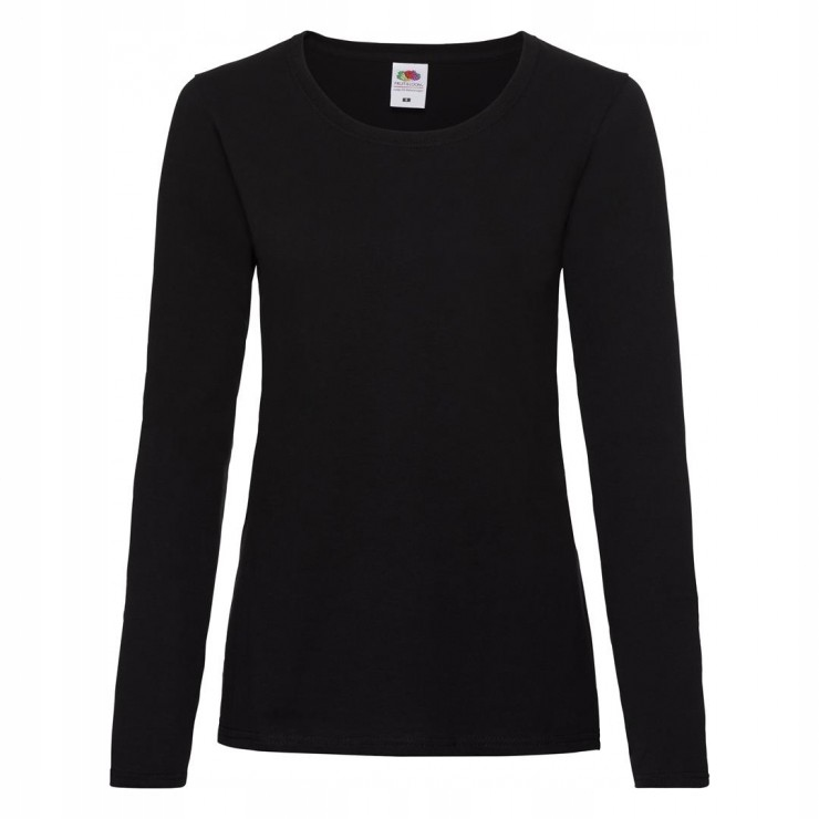 Koszulka damska z długim rękawem Longsleeve 165 L