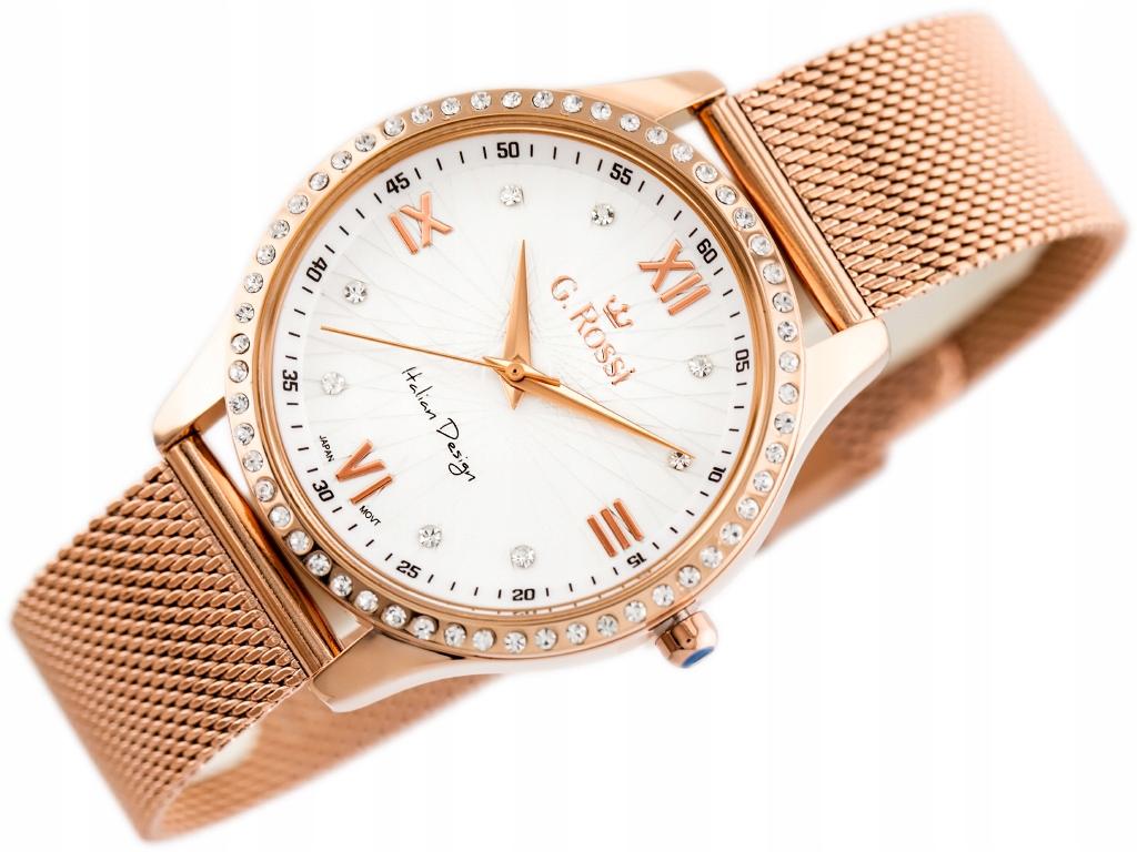 Zegarek damski Gino Rossi zg788d +BOX +GRAWER