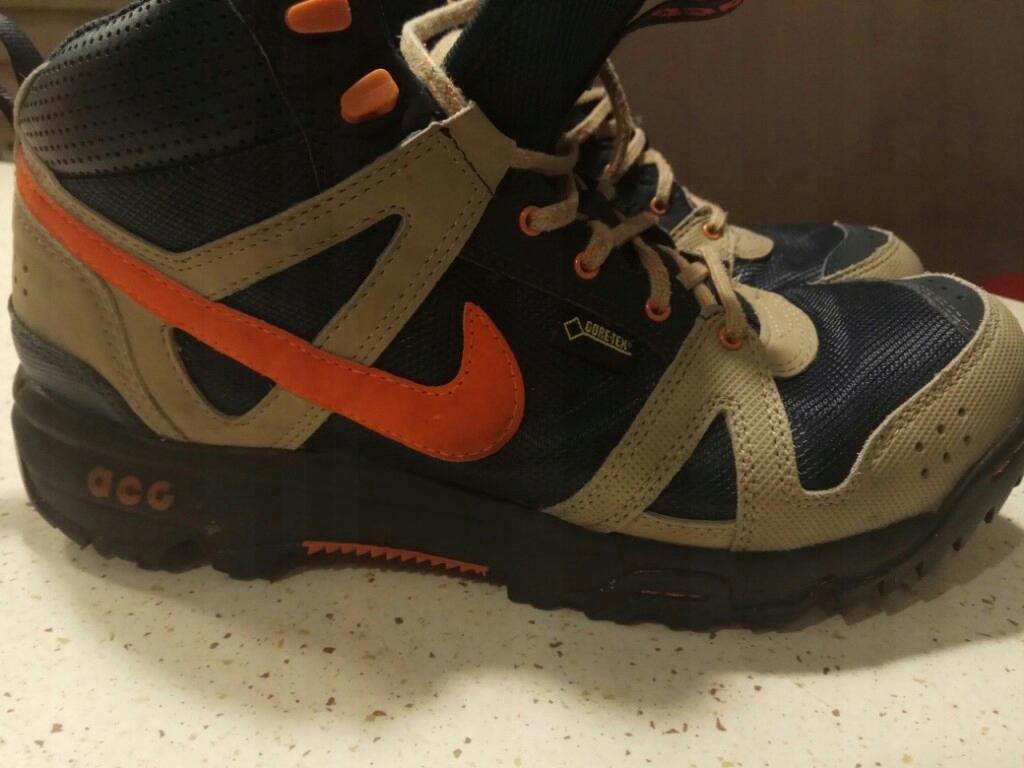 buty nike w łatki wojskowe