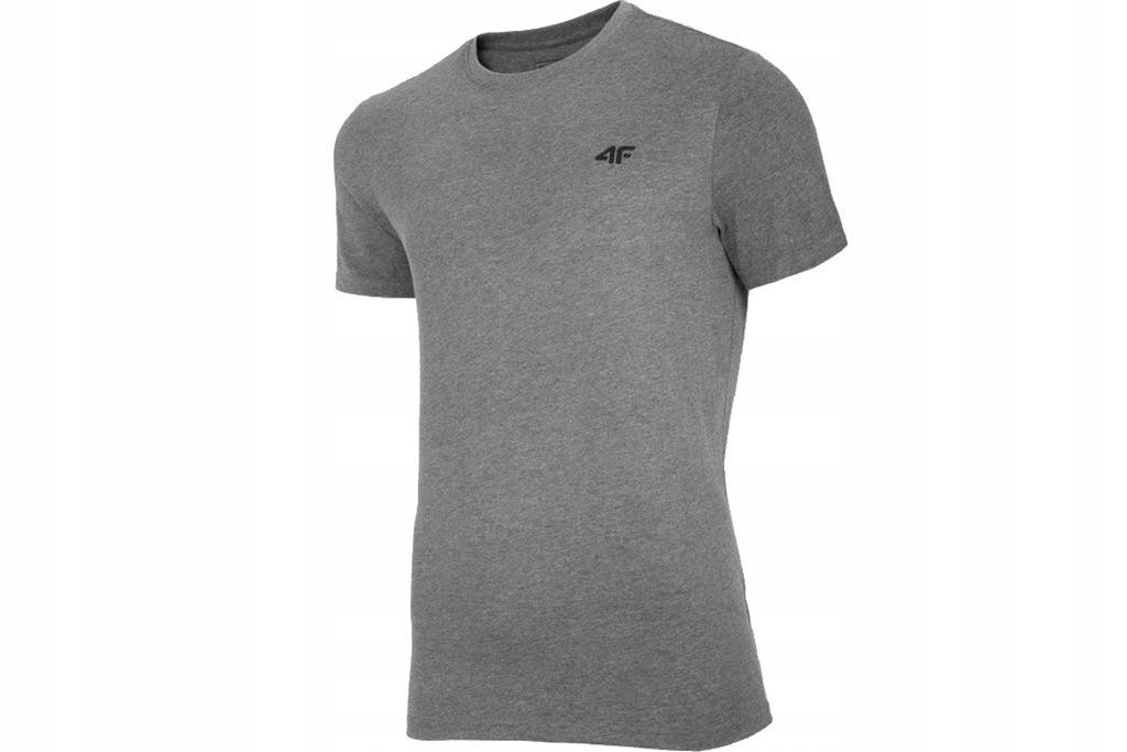 4F MEN'S T-SHIRT ~XL~ Męski T-shirt