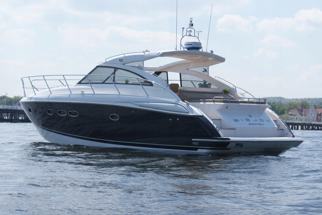 Jacht motorowy - PRINCESS V45