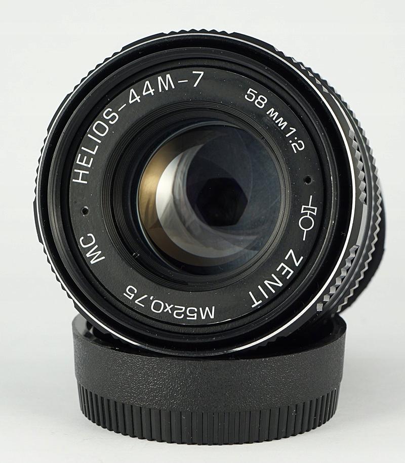 MC HELIOS 44M - 7 2/58 ZENIT NIKON nr 9355165