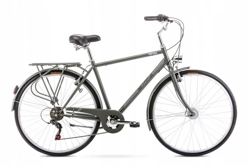 2028120 - 20 L Rower miejski romet vintage M