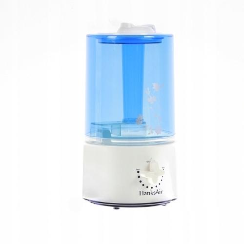 Ultradźwiękowy nawilżacz z jonizacją MAN BLUE 2l