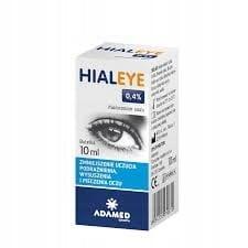 HIALEYE 0,4% krople nawilżające 10ml