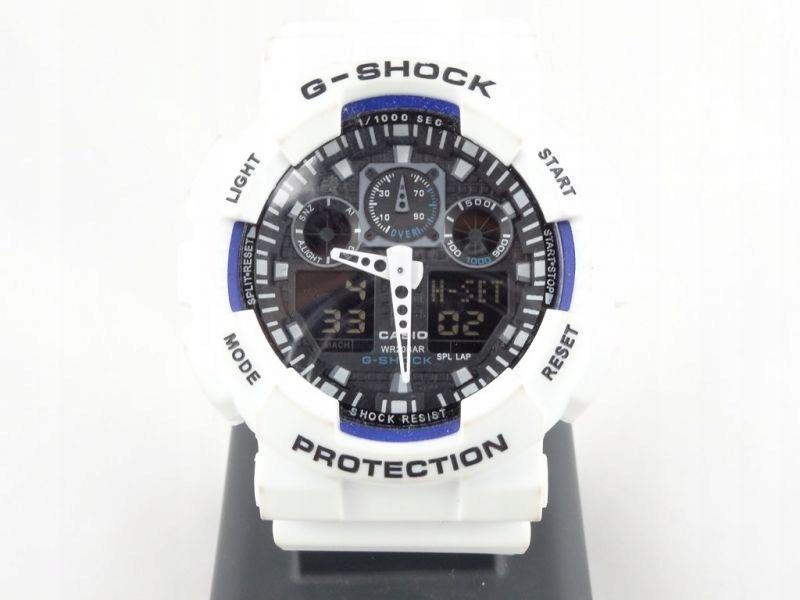Zegarek Replika Casio G Shock Ga 100a 7856229922 Oficjalne Archiwum Allegro