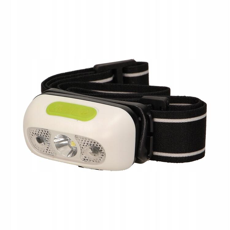 Latarka czołowa LED 5W 230lm 1000mAh OR-LT-1523