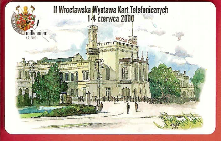 nr 882 - II Wrocławska Wystawa Kart - NOWA