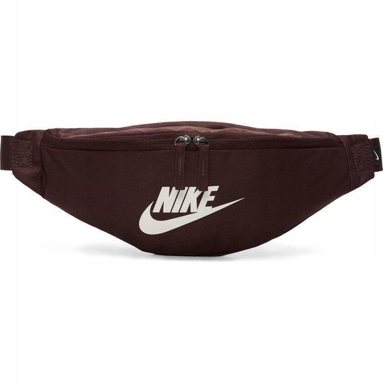 Saszetka Nerka Nike Heritage Hip Pack bordowa