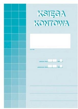 KSIĘGA KONTOWA Michalczyk i Prokop offset A4 430-1