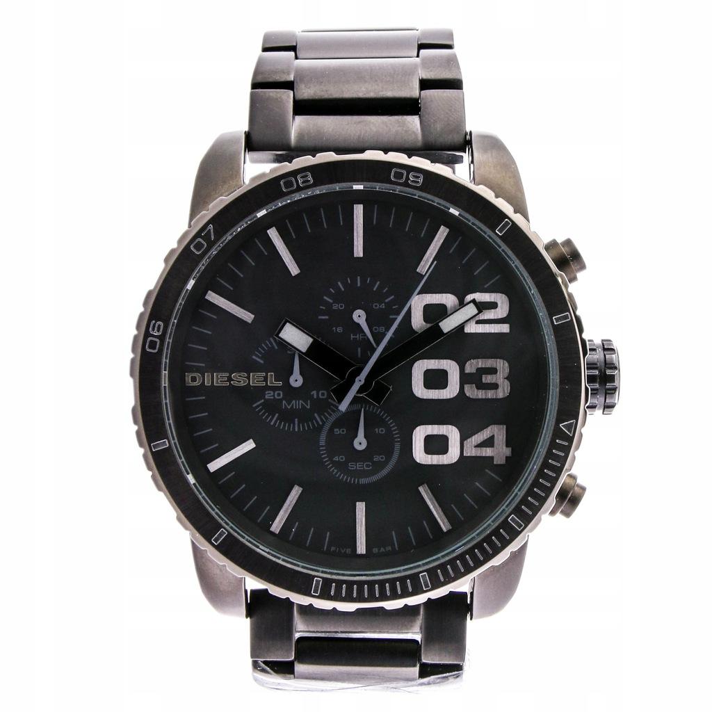 Zegarek DIESEL DZ4207 męski chronograf czarny