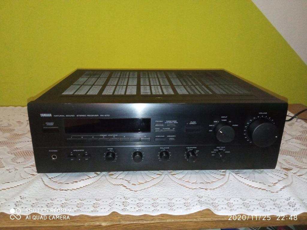 Amplituner Yamaha RX-570