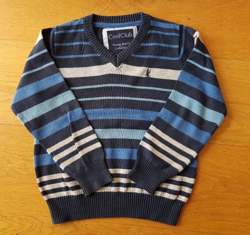 Sweterek Cool Club, rozm. 110