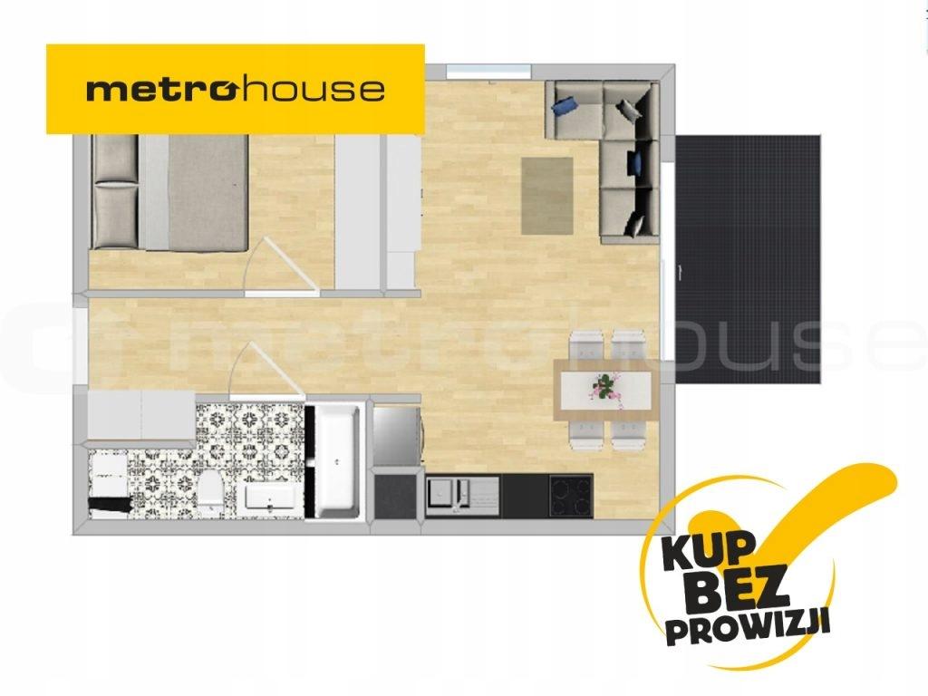 Mieszkanie Pruszków, pruszkowski, 40,73 m²
