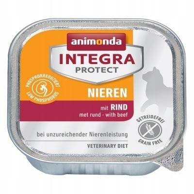 ANIMONDA Cat Integra Protect Renal wołowina 6x100g