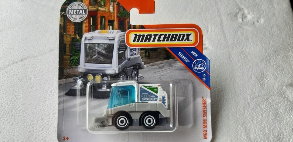 Matchbox MBX Mini Swisher