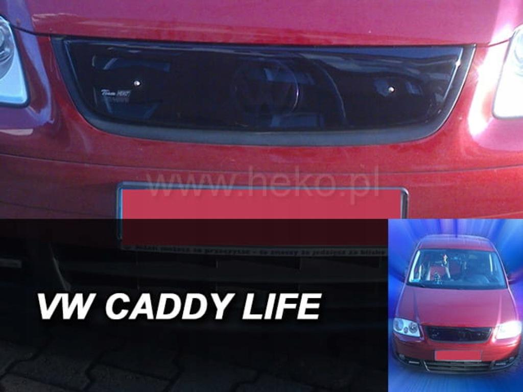 OSŁONA ZIMOWA HEKO VW CADDY LIFE III 2004-10