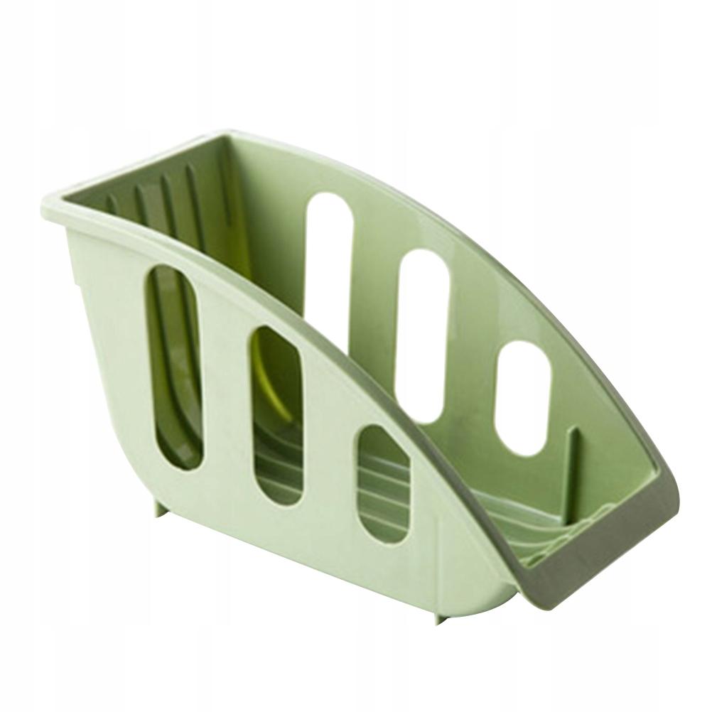 Plastikowy stojak na talerze Stojak do suszenia na